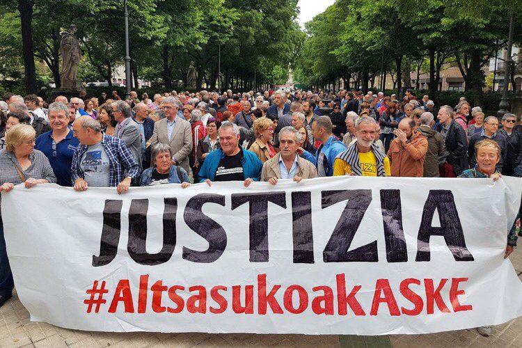 Justicia Altsasu